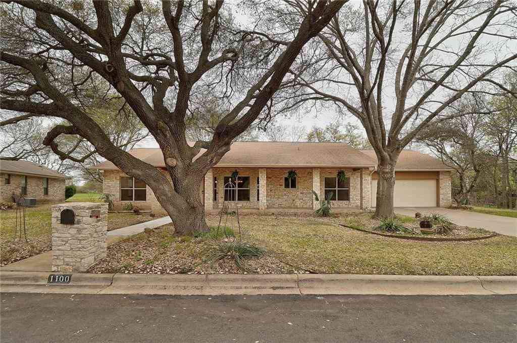 1100 W Creek LOOP, Round Rock, TX, 78681,