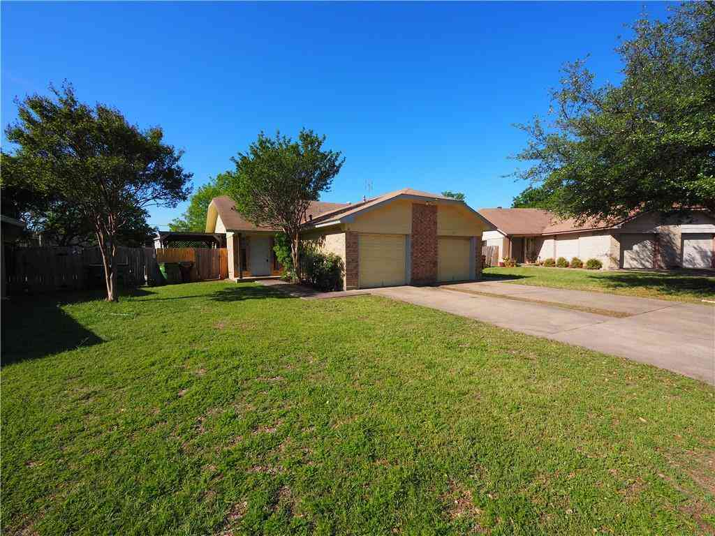 601 MISTY MORNING WAY #A & B, Round Rock, TX, 78664,