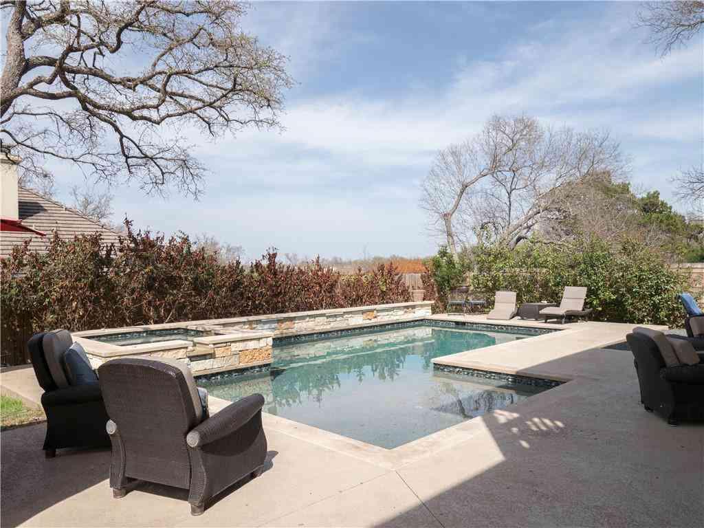 Swimming Pool, 408 Morning Cloud ST, Lakeway, TX, 78734,