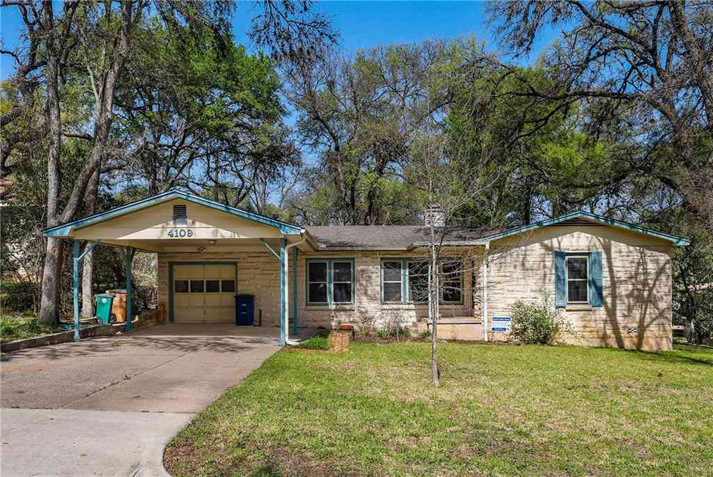 4109 Lullwood RD, Austin, TX, 78722,