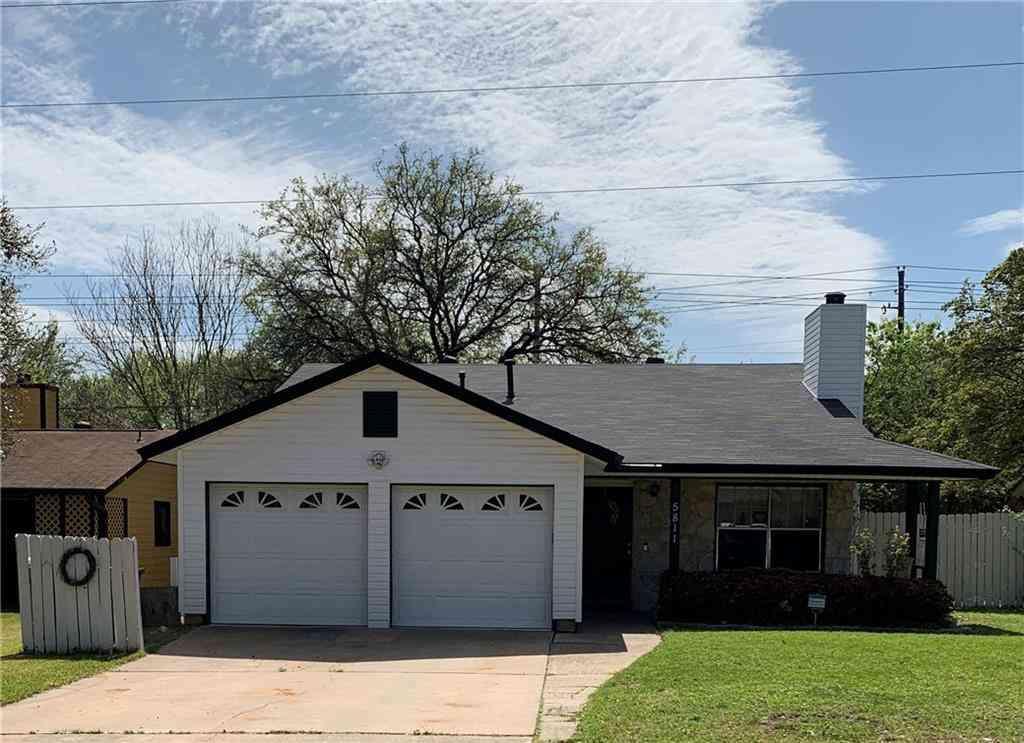 5811 Avery Island Ave, Austin, TX, 78727,