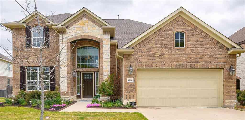 1716 Foxboro LN, Cedar Park, TX, 78613,