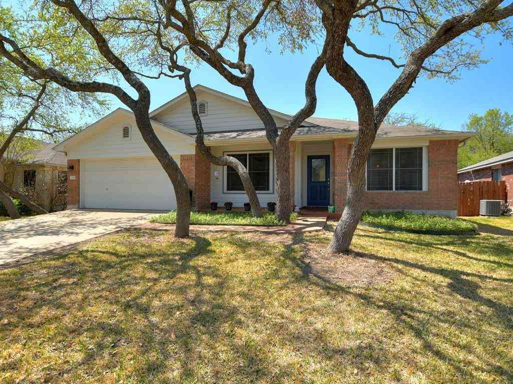 3324 Cantera WAY, Round Rock, TX, 78681,