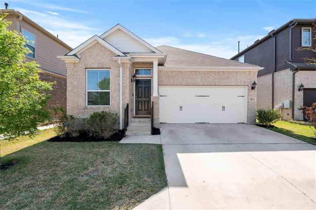 3451 Mayfield Ranch BLVD #611, Round Rock, TX, 78681,
