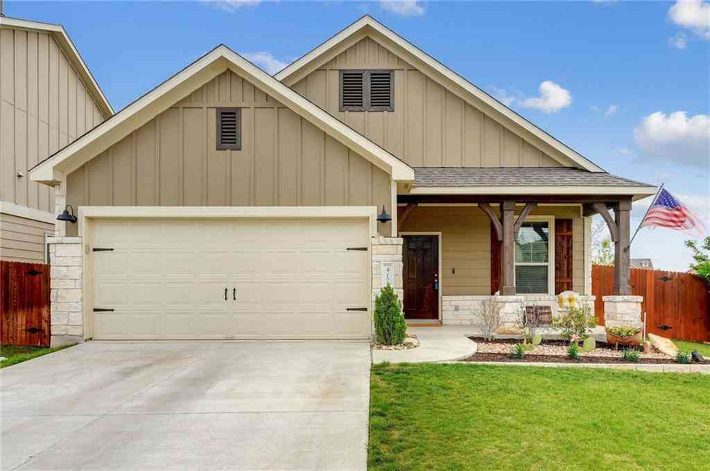 417 Andele WAY, Liberty Hill, TX, 78642,