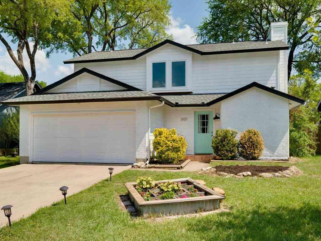 8101 Los Ranchos DR, Austin, TX, 78749,