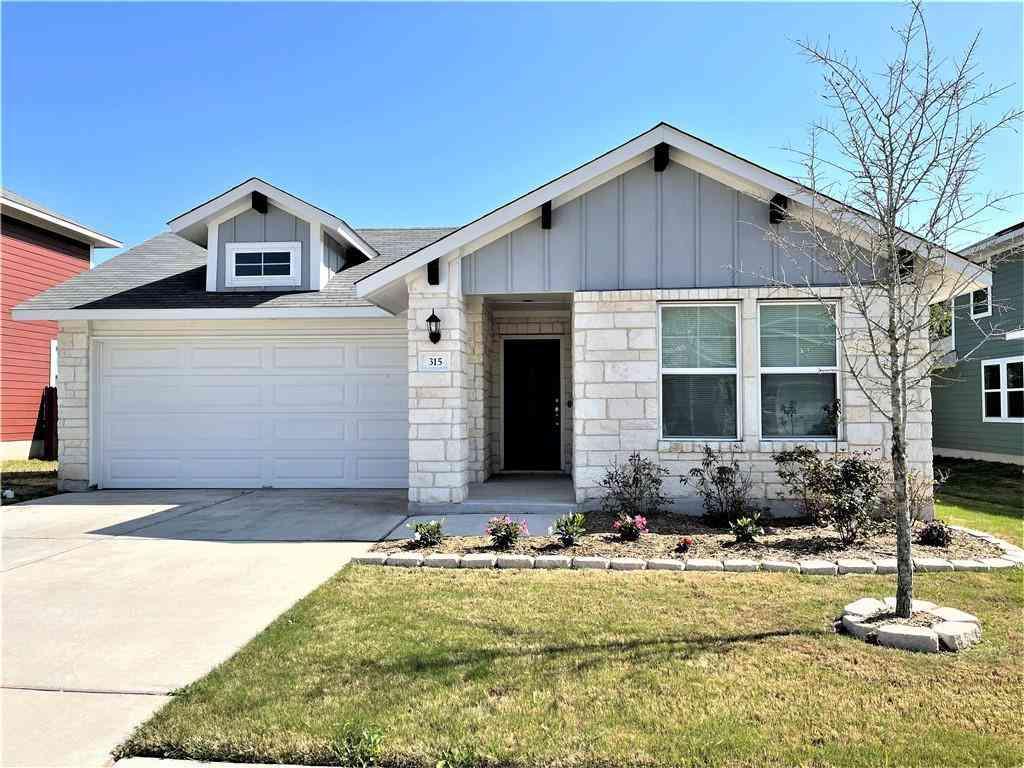 315 Schuylerville DR, Elgin, TX, 78621,