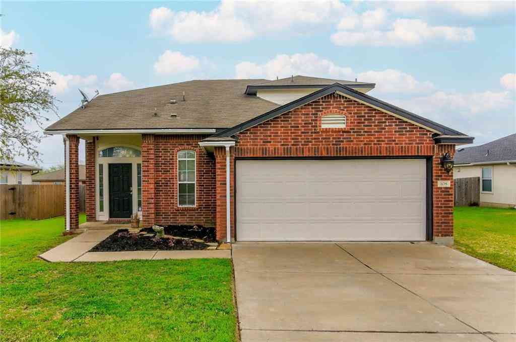 108 Lidell ST, Hutto, TX, 78634,