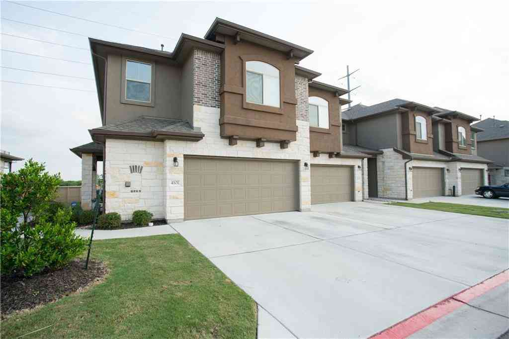 2880 Donnell DR #4101-4, Round Rock, TX, 78664,