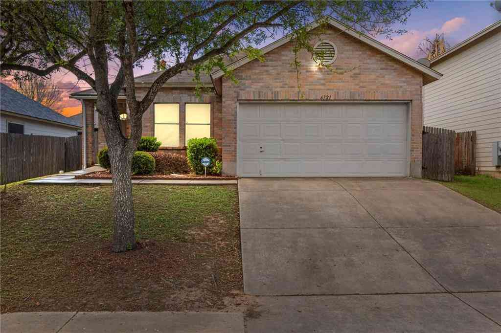 6721 Marble Creek LOOP, Austin, TX, 78747,