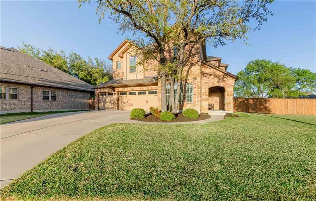 3803 Sapphire CT, Round Rock, TX, 78681,