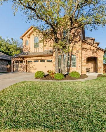 3803 Sapphire CT Round Rock, TX, 78681