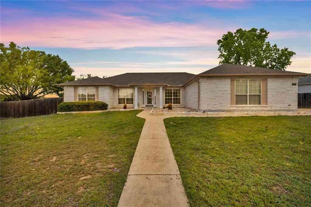 4111 Hillside DR, Lago Vista, TX, 78645,
