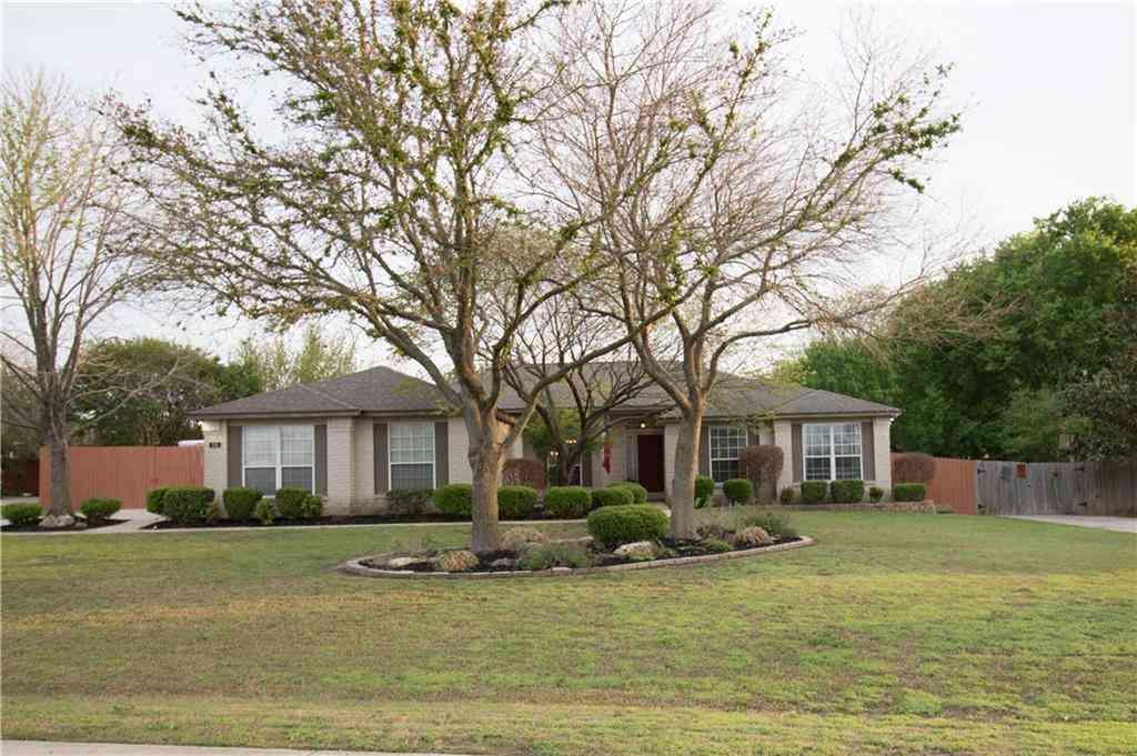 136 Homestead DR, Round Rock, TX, 78664,