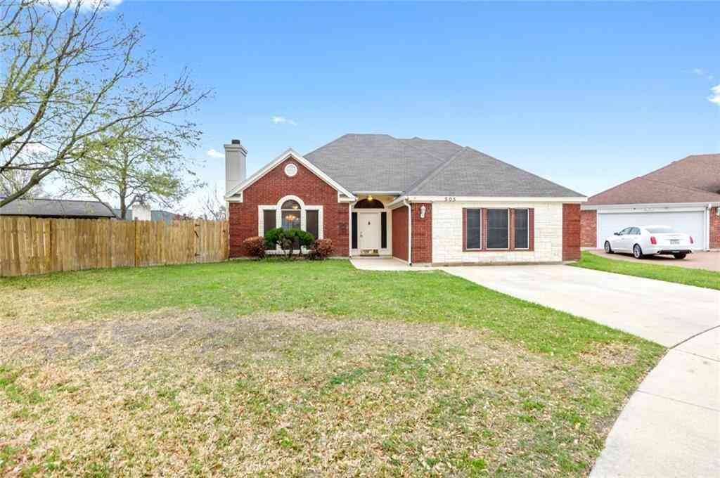 505 Turtle Back CV, Killeen, TX, 76542,