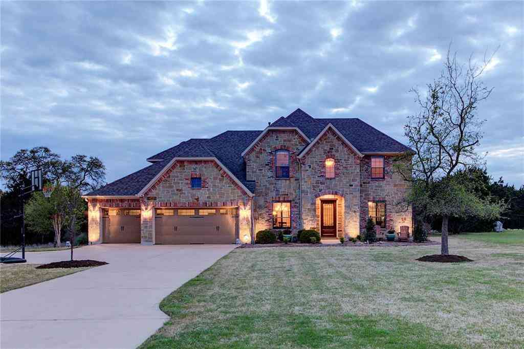 489 Shelf Rock RD, Driftwood, TX, 78619,