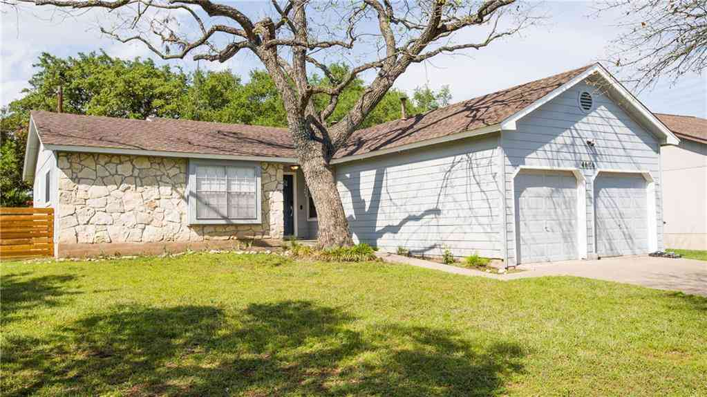 4606 Sidereal DR, Austin, TX, 78727,