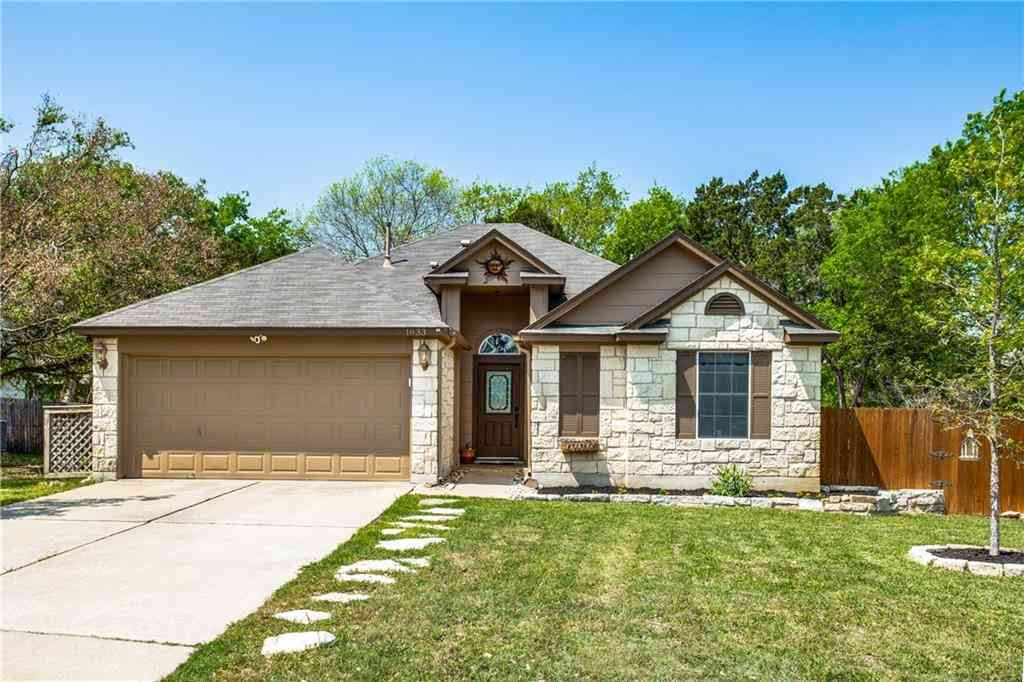 1833 Greening WAY, Leander, TX, 78641,