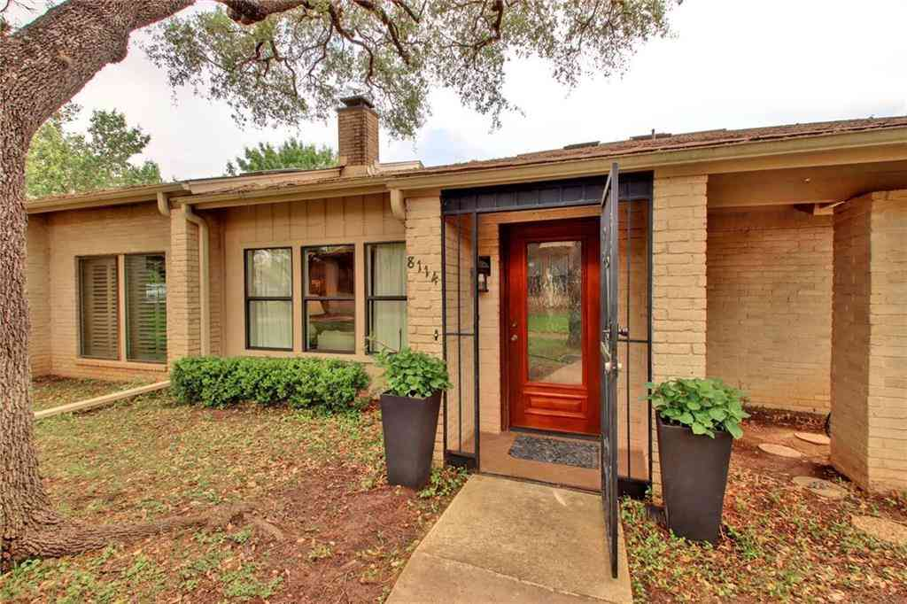 8114 Middle CT, Austin, TX, 78759,