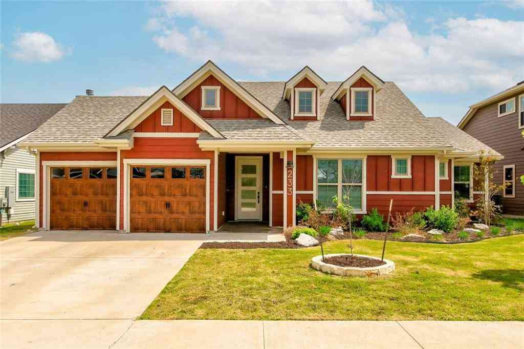233 Charli CIR, Liberty Hill, TX, 78642,