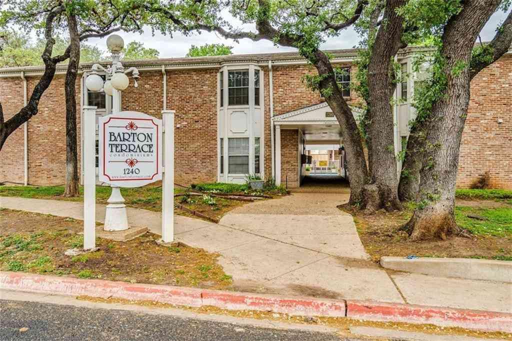 1240 Barton Hills DR #209, Austin, TX, 78704,