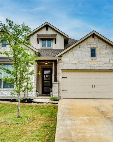 372 Vista Portola LOOP Liberty Hill, TX, 78642