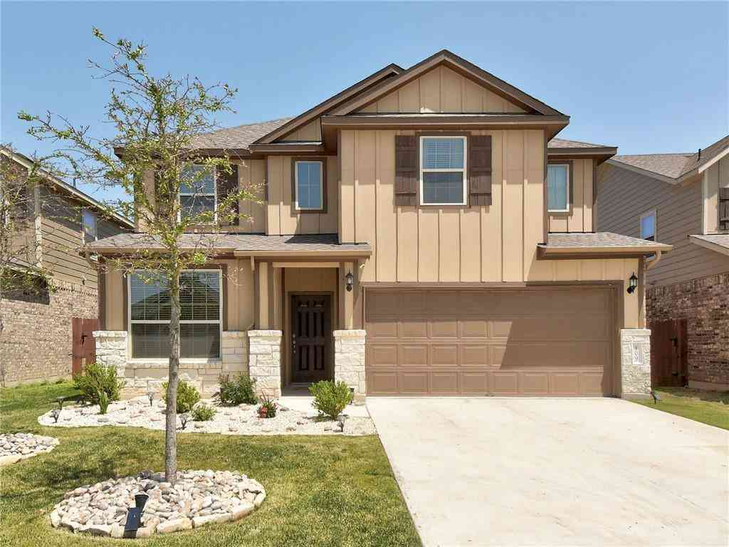 109 Andele WAY, Liberty Hill, TX, 78642,