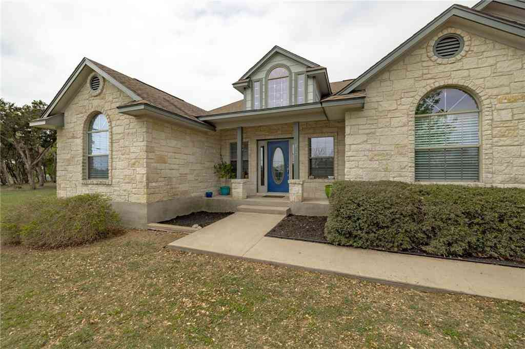 107 High River Ranch DR, Liberty Hill, TX, 78642,