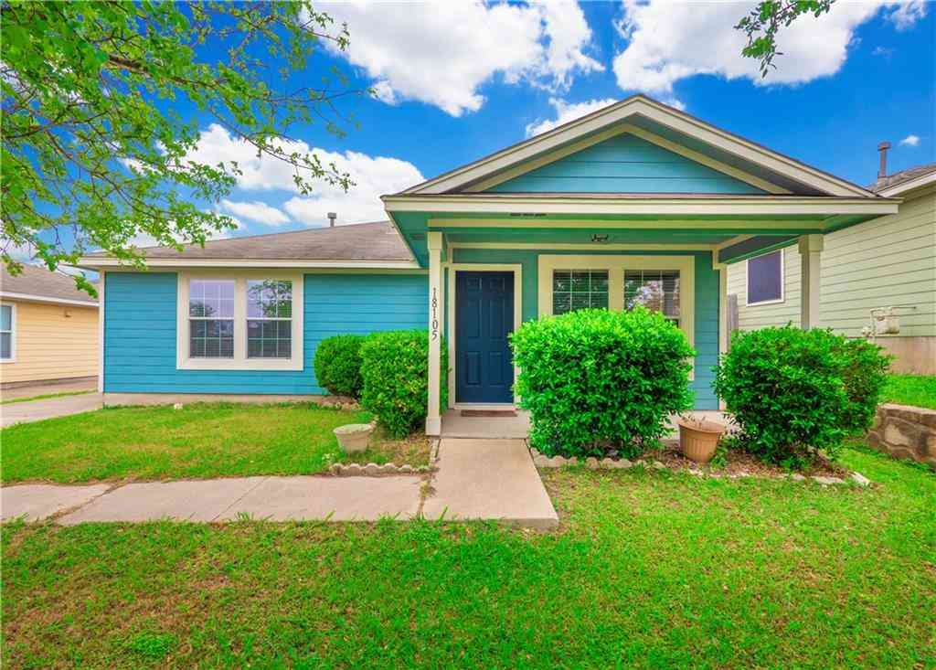 18105 Belfry PASS, Manor, TX, 78653,