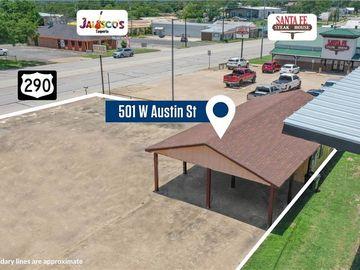 501 W Austin ST, Giddings, TX, 78942,