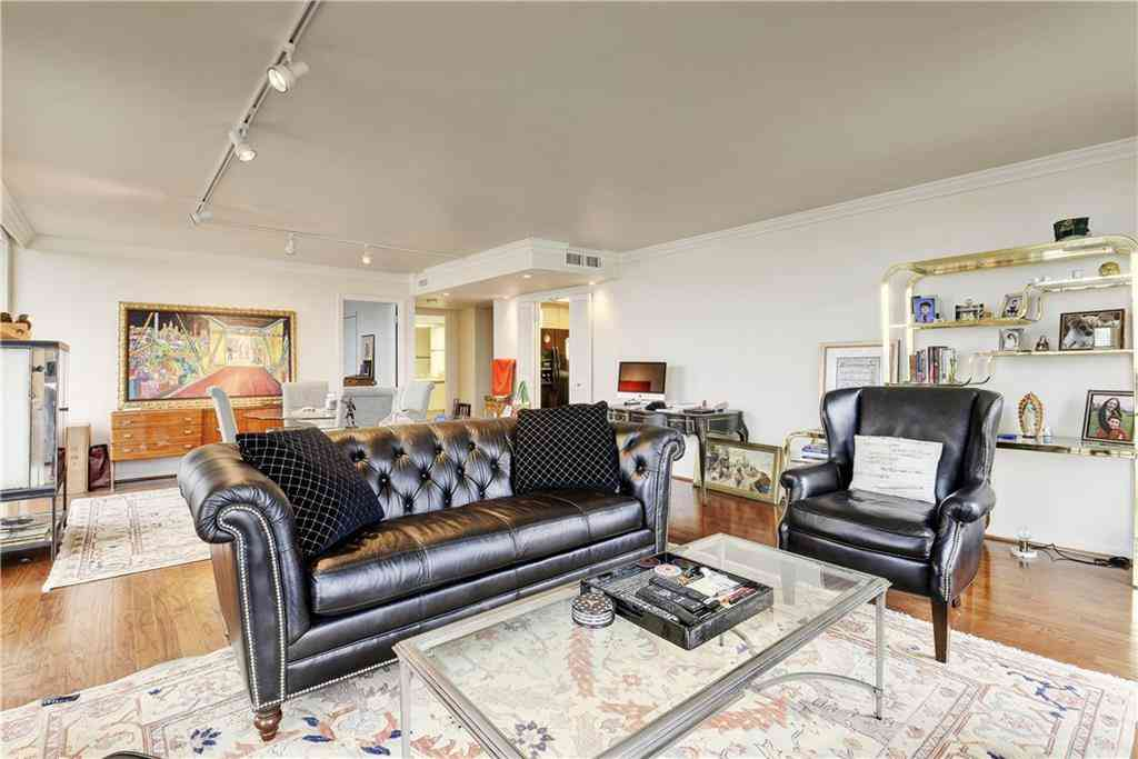 Living Room, 1122 Colorado ST #1202, Austin, TX, 78701,