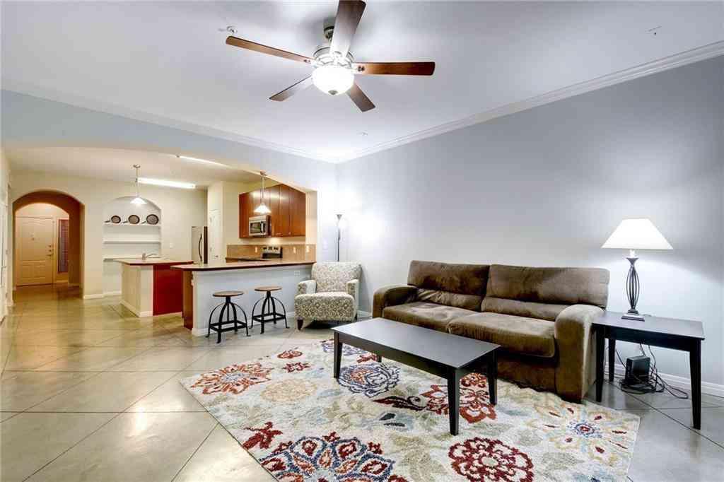 Living Room, 2505 San Gabriel ST #300, Austin, TX, 78705,
