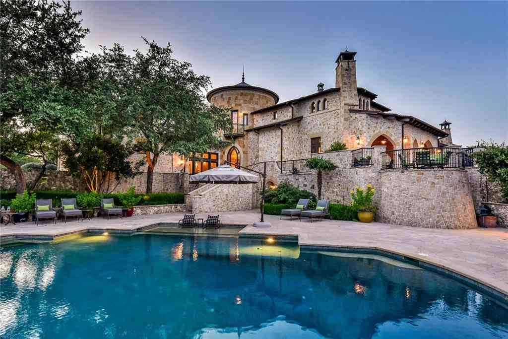 Swimming Pool, 2401 Portofino Ridge DR, Austin, TX, 78735,