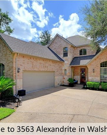 3563 Alexandrite WAY Round Rock, TX, 78681