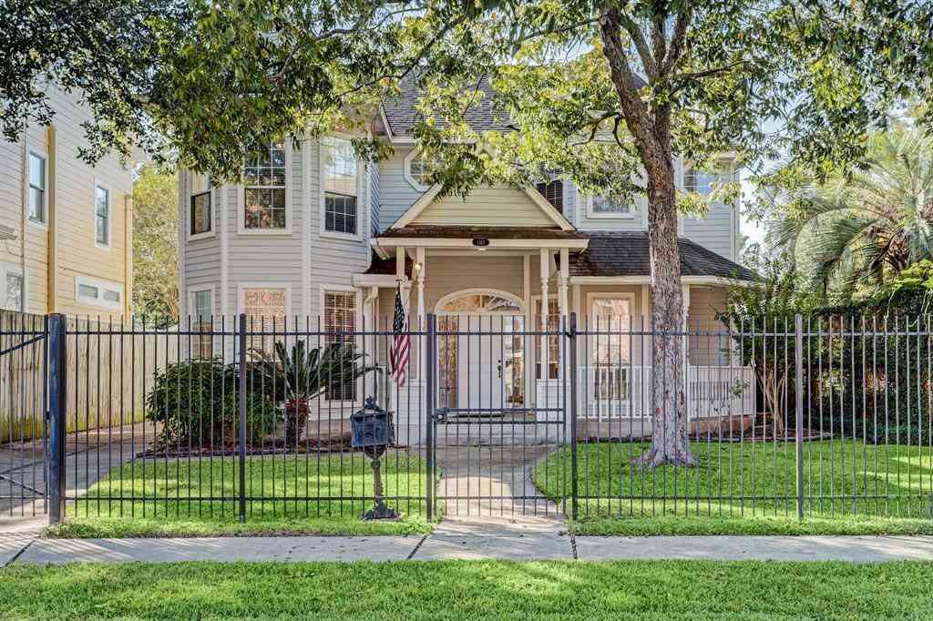 1313 Arlington Street, Houston, TX, 77008,