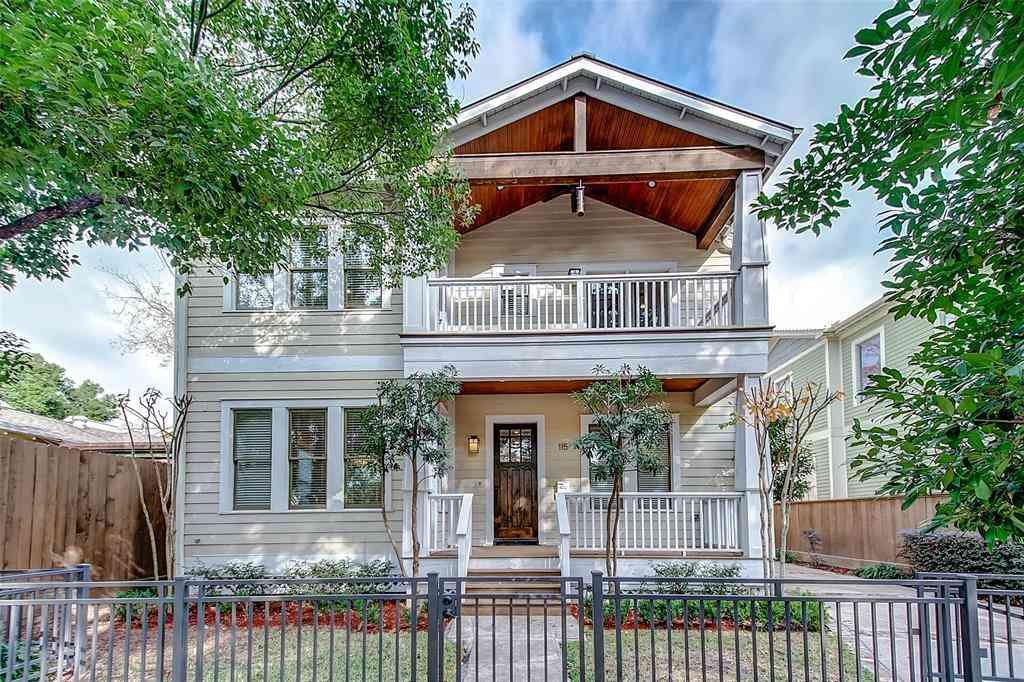115 Parkview Street, Houston, TX, 77009,