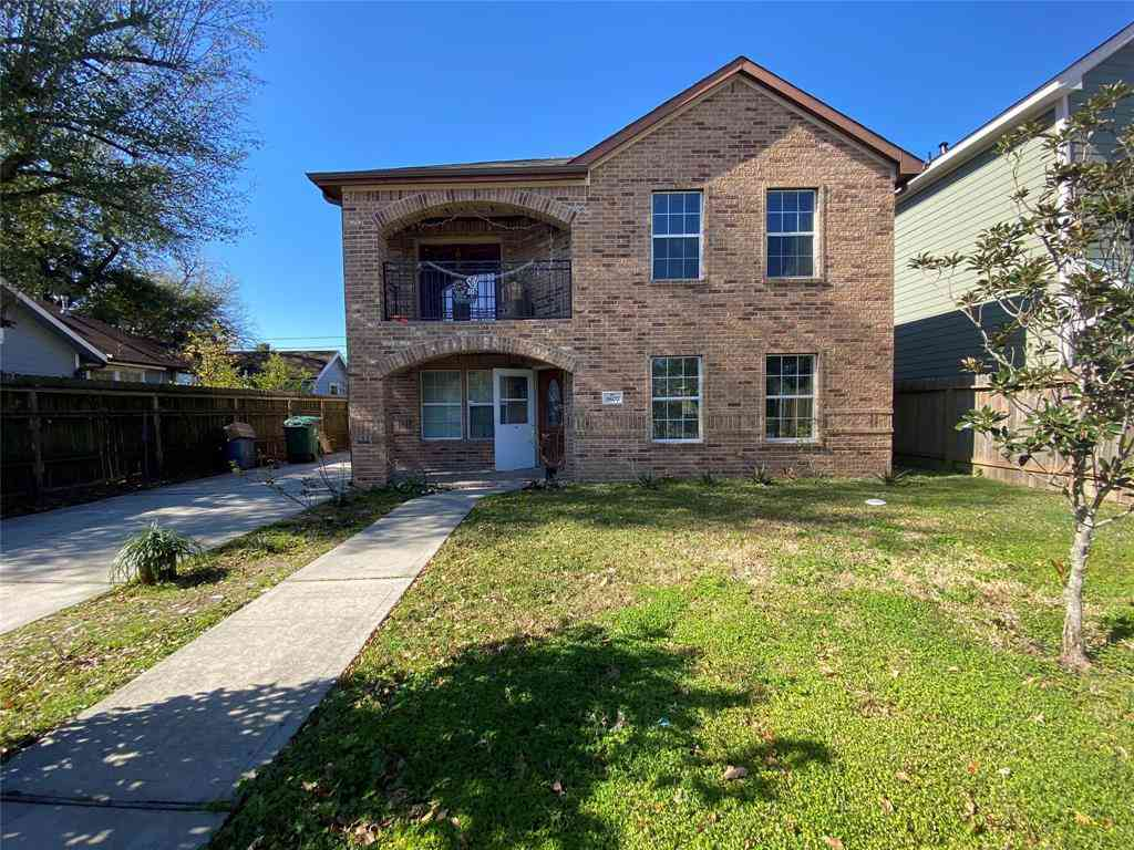 3807 Edison Street, Houston, TX, 77009,