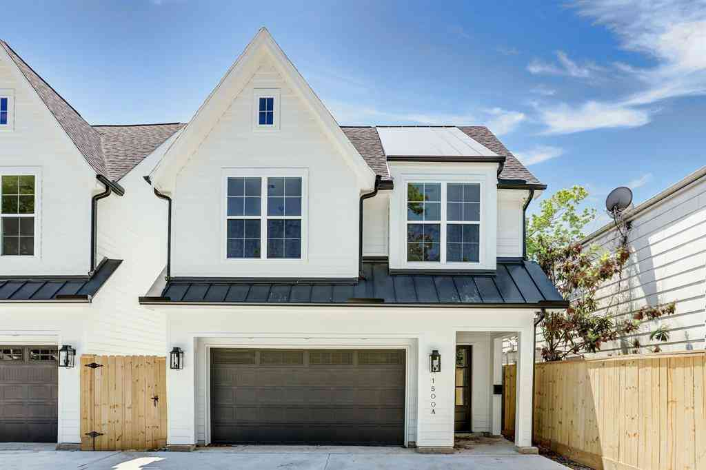 1500 Auline Lane #A, Houston, TX, 77055,