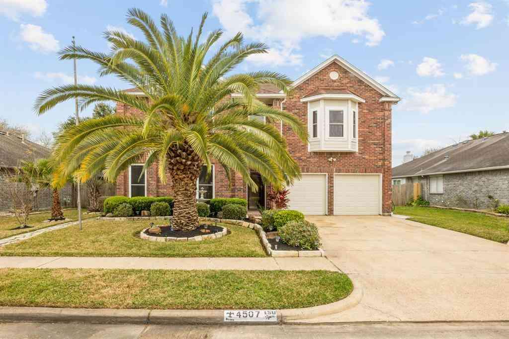 4507 Fox Run Street, Pearland, TX, 77584,