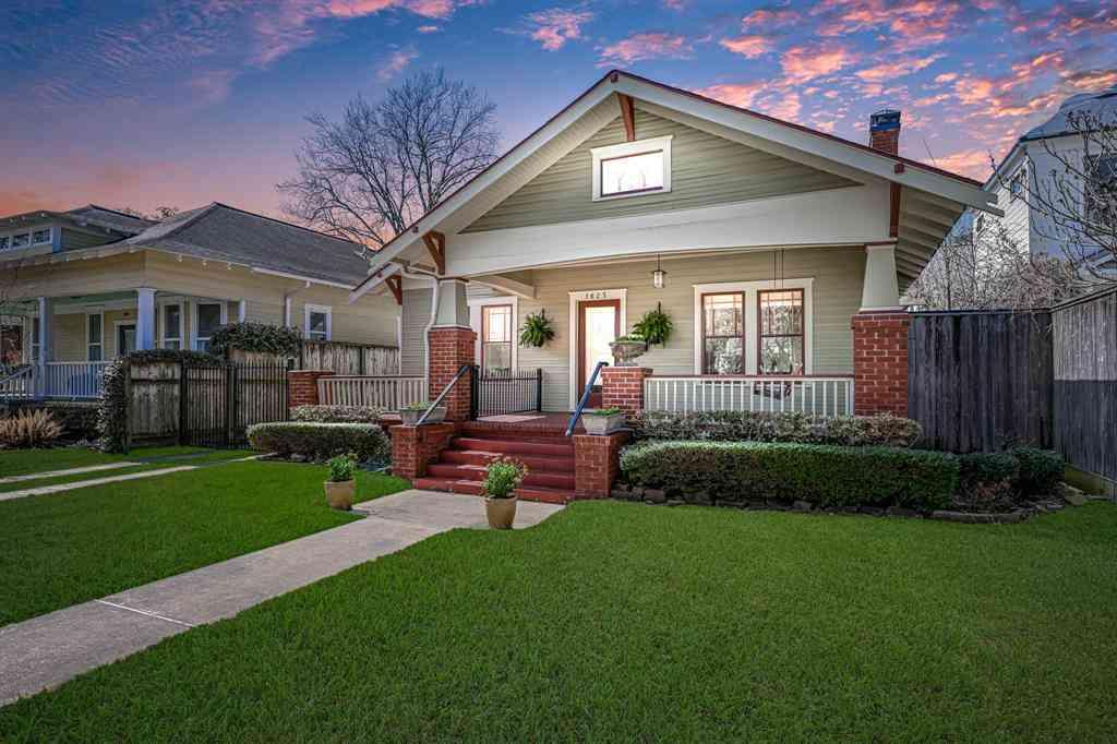 1625 Harvard Street, Houston, TX, 77008,