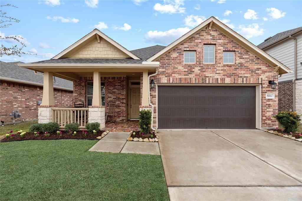 5006 Rue Dela Croix Drive, Katy, TX, 77493,