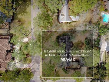 302 Chapel Belle Lane, Bunker Hill Village, TX, 77024,