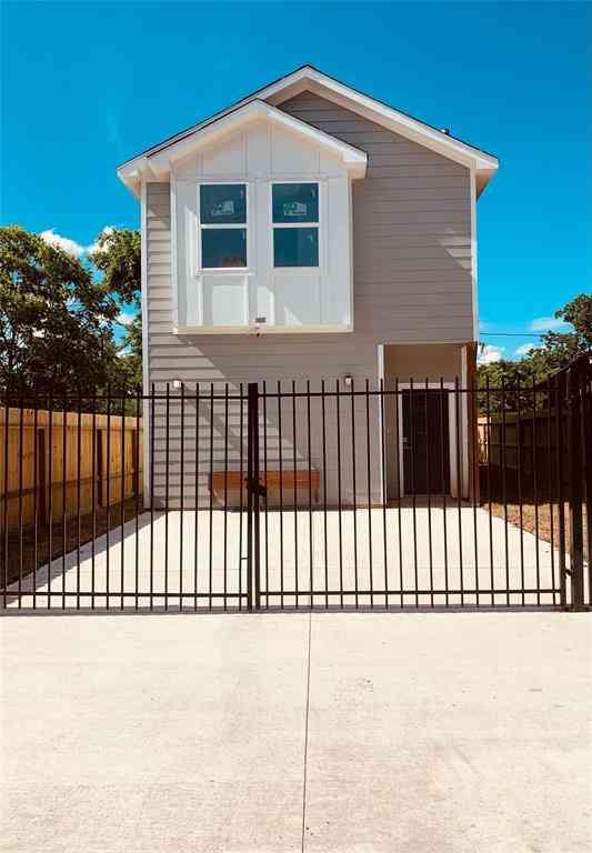 3413 Moses Street, Houston, TX, 77020,