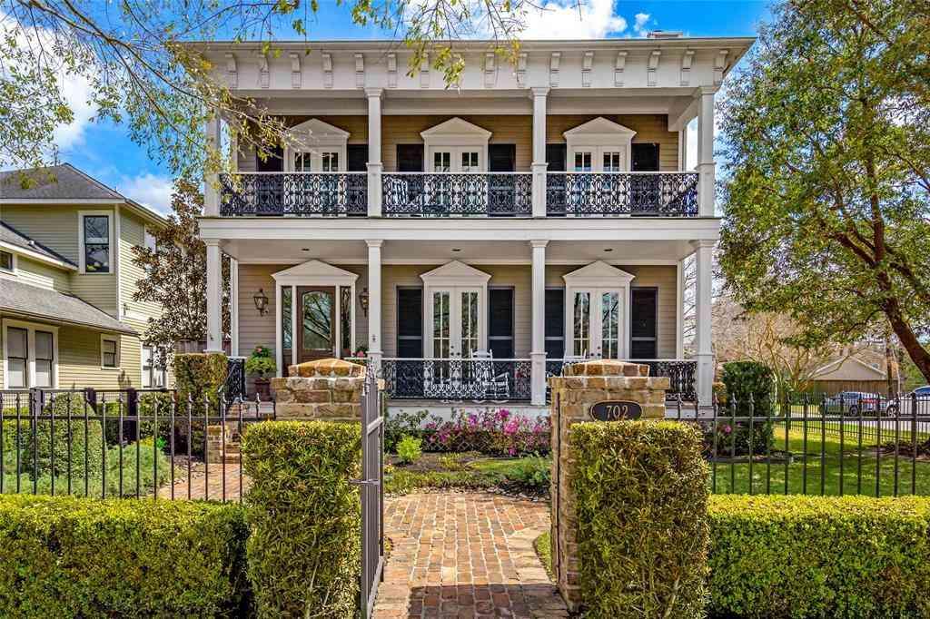 702 Cortlandt Street, Houston, TX, 77007,