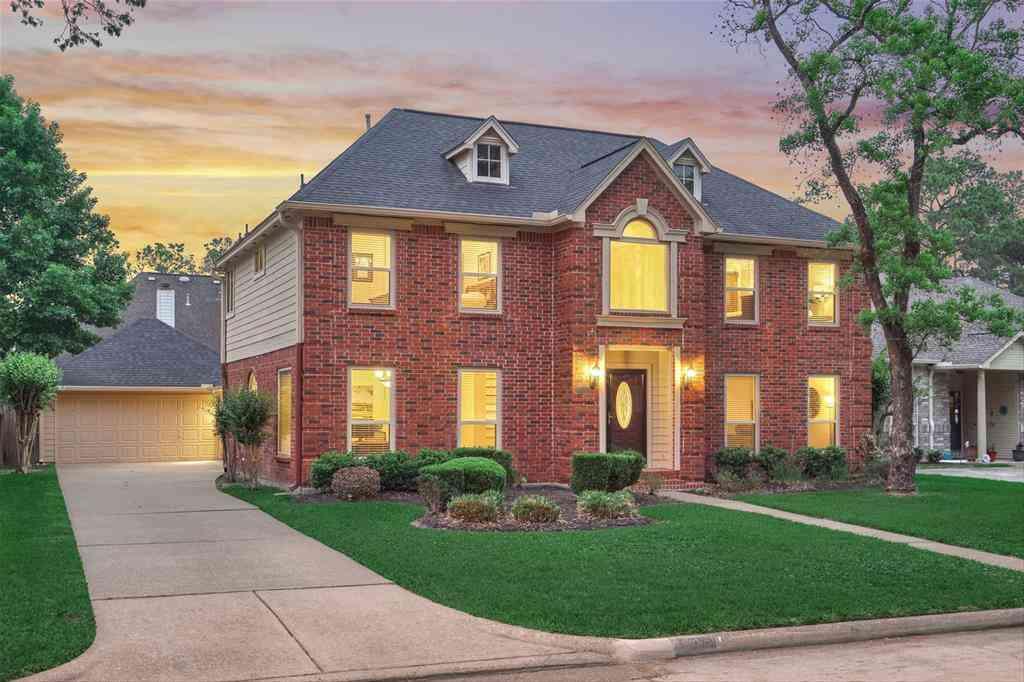 3622 Postwood Drive, Spring, TX, 77388,