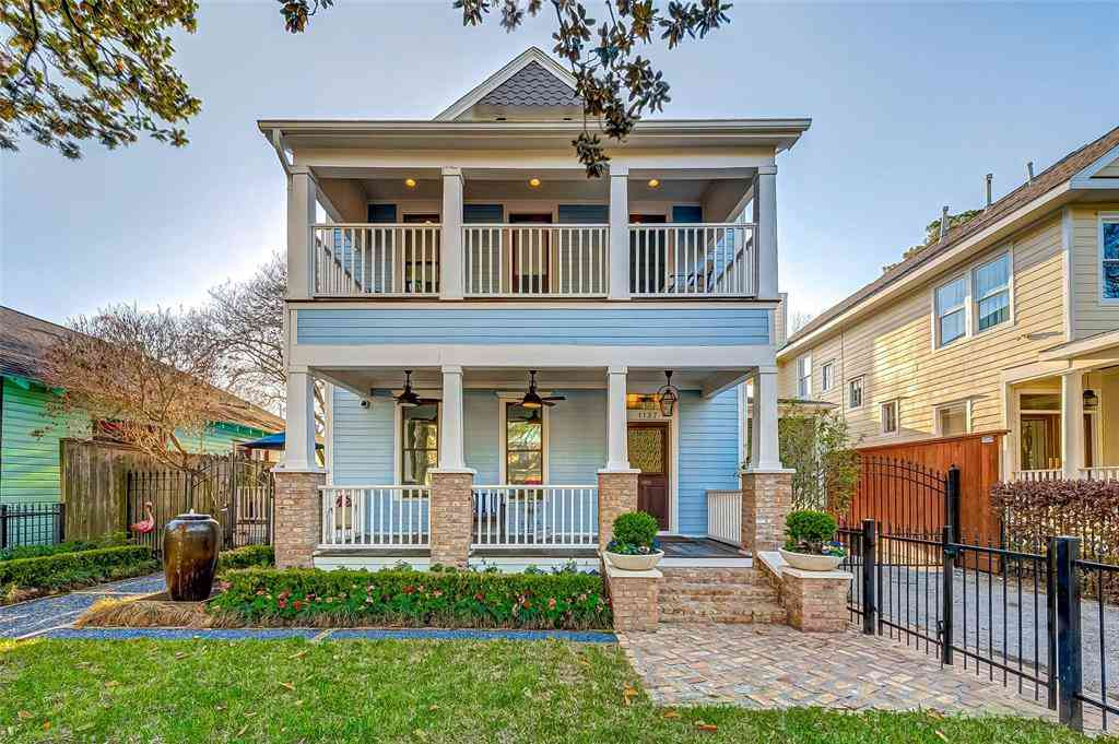 1137 Arlington Street, Houston, TX, 77008,