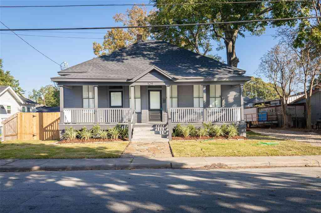 129 Payne Street, Houston, TX, 77009,