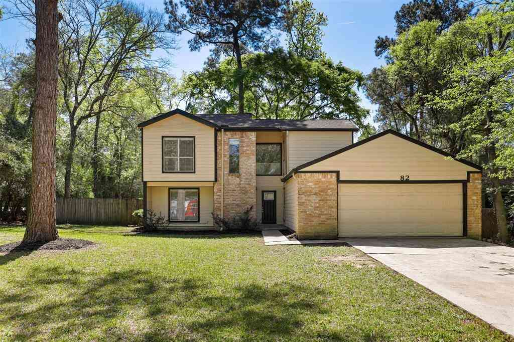 82 Yewleaf Drive, The Woodlands, TX, 77381,