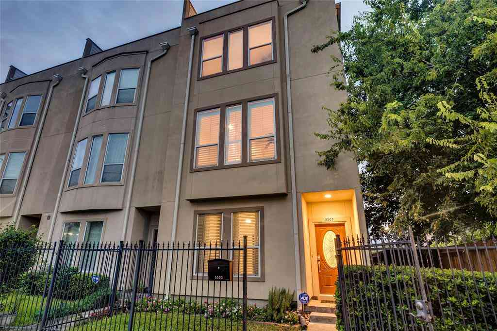 5503 Darling Street, Houston, TX, 77007,
