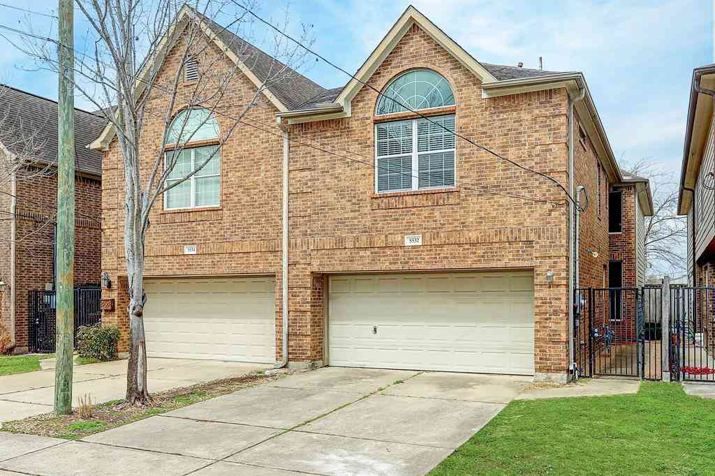 5532 Kansas Street, Houston, TX, 77007,